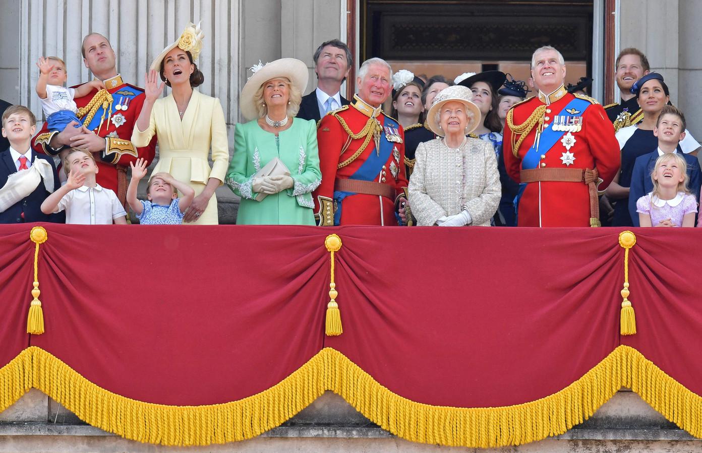De royal family