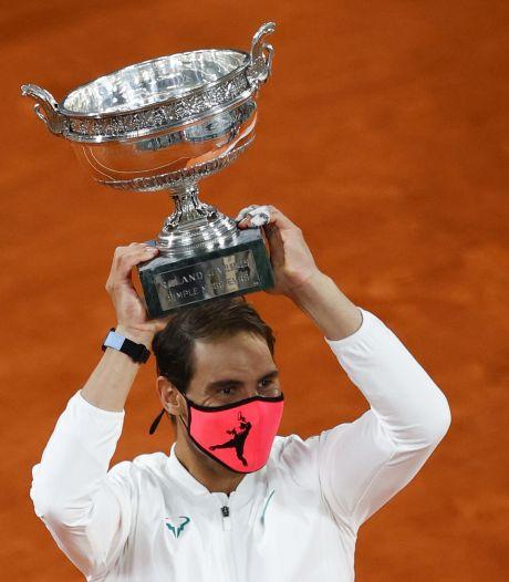 """Nadal: """"Depuis le confinement, je ne me sentais pas bien"""""""