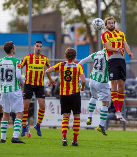 SDOUC vernedert FC Zutphen in beker: 1-9