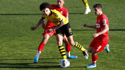 Goed georganiseerd Standard houdt Dortmund in bedwang, Witsel met masker is meteen zijn oude zelve
