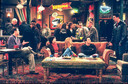 Friends in Central Perk