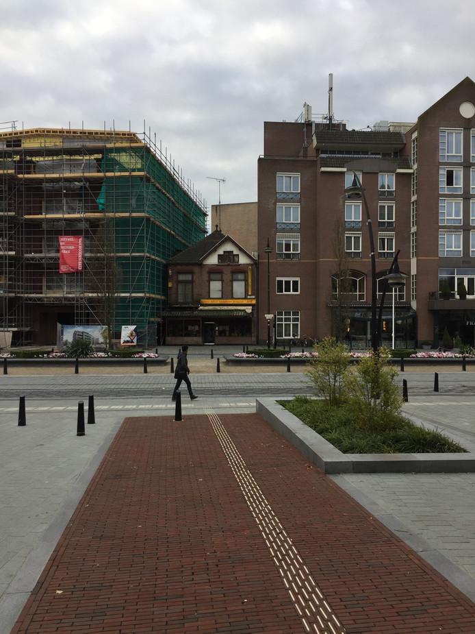 Chinees Restaurant Zeist Klem Tussen Twee Gebouwen Utrecht Adnl