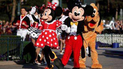 Disney viert 90ste verjaardag Mickey Mouse met groot feest