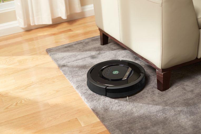 De Roomba 866-stofzuiger. Kostprijs: 499 euro.