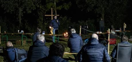 Christelijke mannenbroeders getuigen samen: 'God leeft en spreekt in Enter'