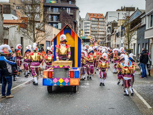 Carnaval Heist