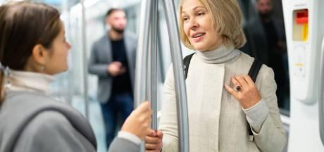 Waarom je vaker een praatje met een vreemde zou moeten maken