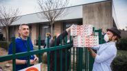 """La Pizzaiola bracht al 70 gratis pizza's rond voor zorgsector: """"We willen dit alle dagen blijven doen"""""""