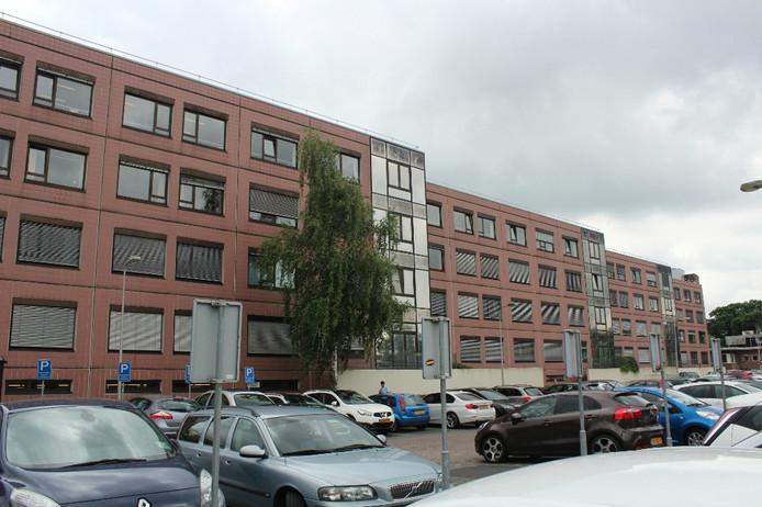 Het Amphia Ziekenhuis aan de Langendijk.