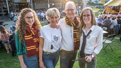 Eerbetoon aan Reinert in teken van Harry Potter