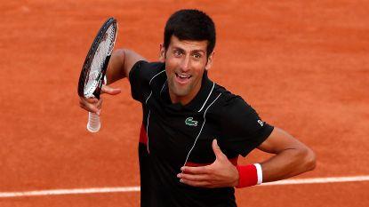 Zverev heeft opnieuw vijfsetter nodig, ook Thiem en Djokovic naar kwartfinales - Stephens voor het eerst bij laatste acht