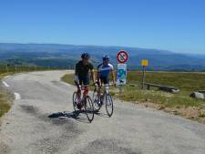 Berg vol verhalen: geen Tour de France, toch finishen op de Mont Aigoual