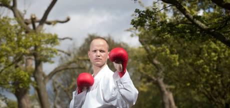 Brons voor karateka Petersen in Berlijn