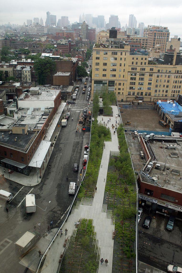 Het Highlinepark.