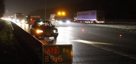 Nieuw onderzoek naar vele ongelukken op A73 bij Cuijk