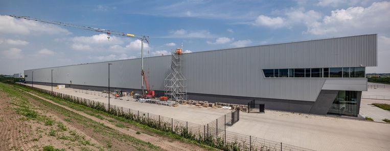 Trade Port Noord bij Venlo. Beeld Harry Cock