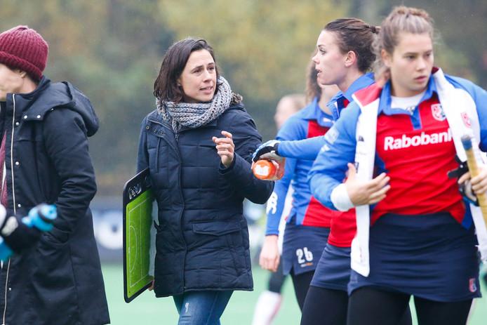 SCHC-coach Tina Bachmann