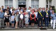 65 jaar getrouwd: briljanten feest voor Louis (89) en Mariette (85)