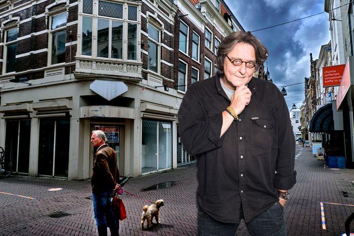 Kees Thies vindt dat het nieuwe oude plan van Pieter van Loon, om de leegstand in Dordrecht aan te pakken, een kans verdient.