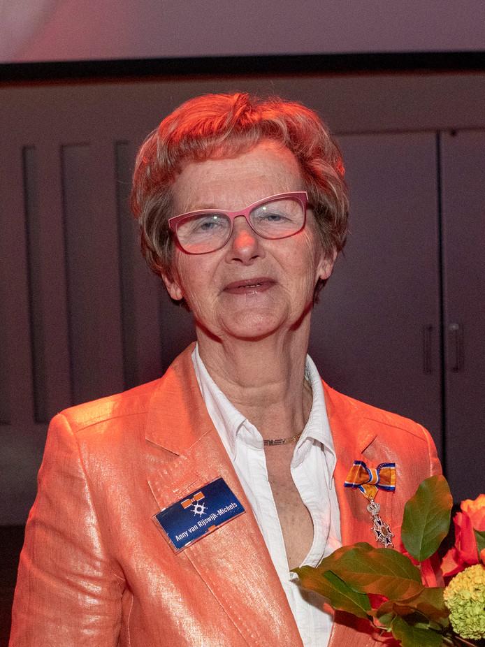 Annie van Rijswijk-Michels