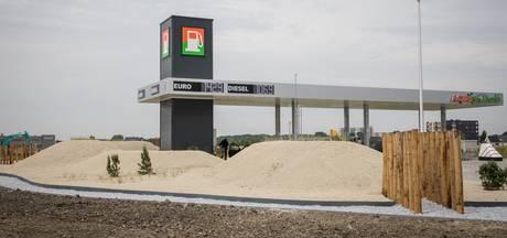 'Benzine-oase' aan Nansenbaan in Goes