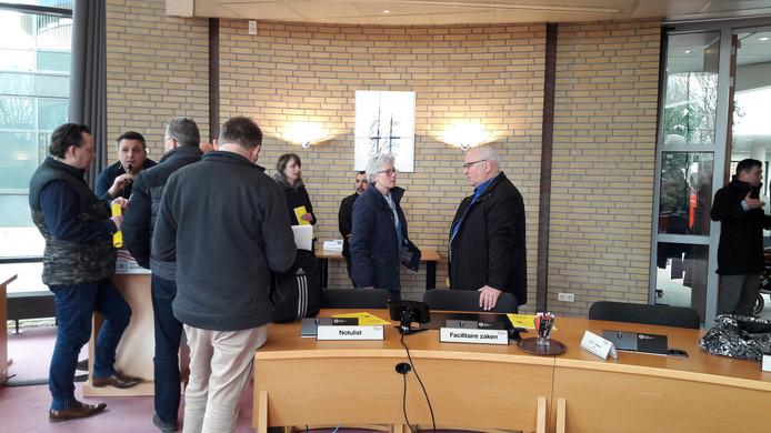 Voorkeursstemmen in Gorinchem.