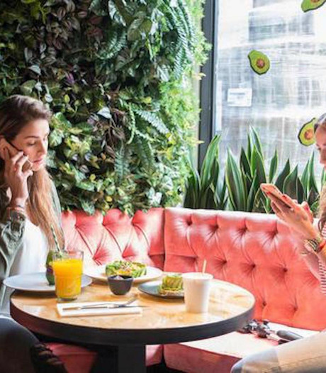 Avocadorestaurant gaat internationaal