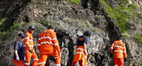 Dichtbegroeid bosgebied minutieus uitgekamd om vermiste Belg Théo terug te vinden