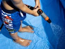 LIVE | Weer een warmterecord verbroken, vissen in Zwolse vijver krijgen water