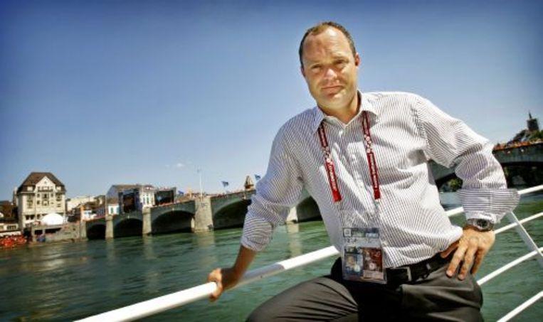 Bert van Oostveen (archief, 2008). ANP Beeld