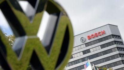"""""""Bosch had veel grotere rol in dieselschandaal VW dan eerst aangenomen"""""""