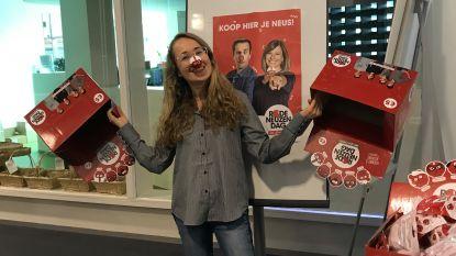 Al 40 Antwerpse scholen zetten Rode Neus op