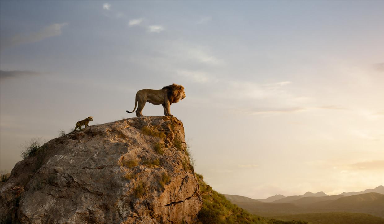 Elk beeld van The Lion King komt uit de computer. 'Het moest kloppen: van de kleur licht bij zonsopgang tot het juiste type planten.'