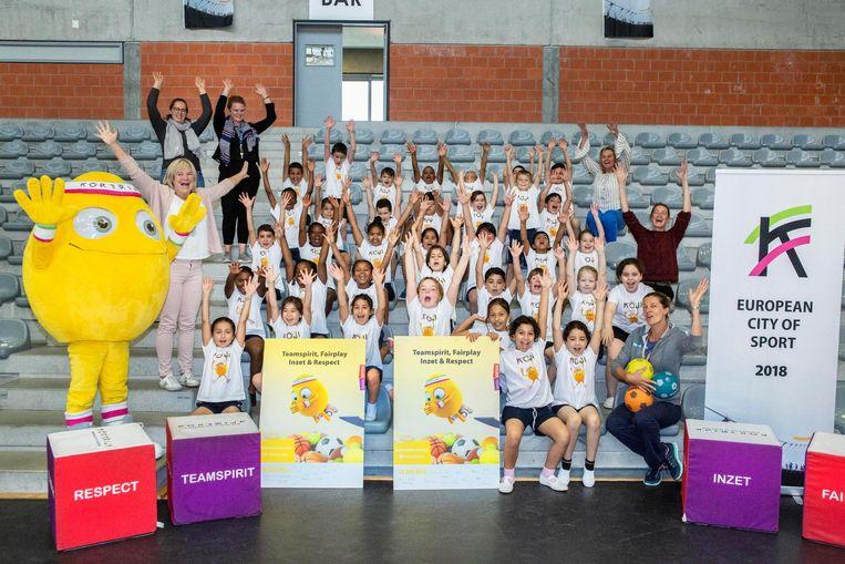 Sint-Amandscollege Noord tekent als eerste de verklaring om werk te maken van meer fairplay.