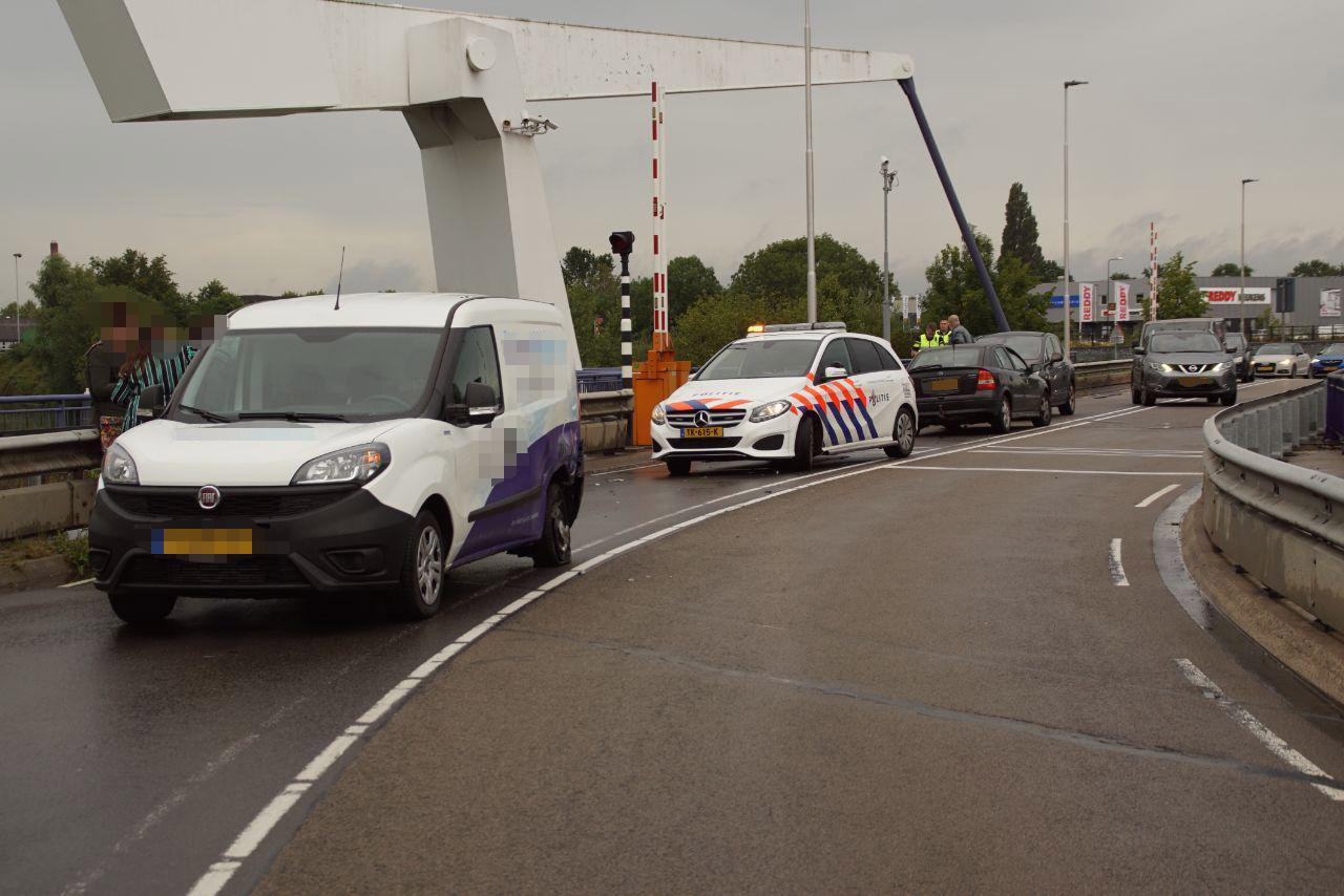 Politie ter plaatse in Doetinchem.
