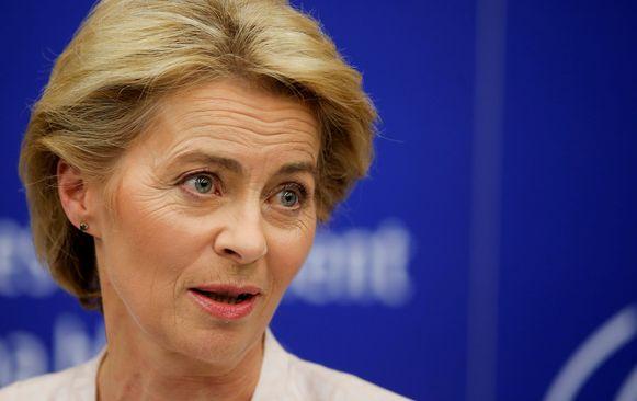 De benoeming van Ursula von der Leyen als EU-Commissievoorzitter zorgt voor spanningen binnen de Italiaanse regering.