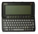 Hip. Dankzij de Psion Palmtop dacht Jan Rot nooit meer een kladblok nodig te hebben.
