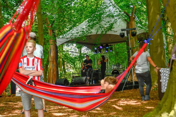Eersel, Play Festival, Gildeterrein