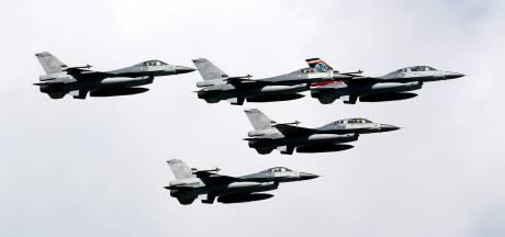 Trump bevestigt akkoord voor verkoop F-16's aan Taiwan