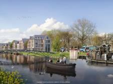 Je eigen herenhuis bouwen kan voor het eerst op Sluiseiland in Vianen