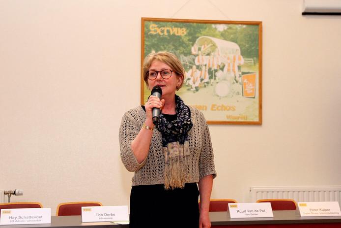 Ingrid Voncken, CDA-wethouder in Sint Anthonis, keert zoals het er nu naar uit ziet niet meer terug in het college van burgemeester en wethouders. Een job als raadslid ziet ze niet zitten, liet ze eerder weten.