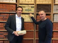 Rossumse stenen voor oorlogsmonument in Amsterdam