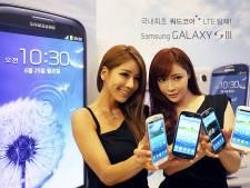 """Le Galaxy S3, nouveauté """"hi-tech"""" de l'année"""