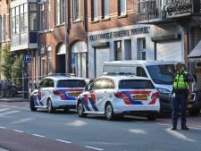 Gewonde bij steekpartij tussen twee bekenden, politie moet vuurwapens trekken voor man met groot mes