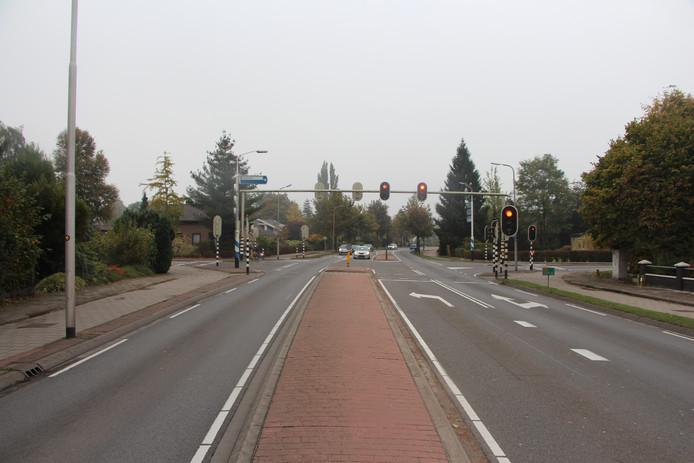 Burg. WIlhelmweg/Groenloseweg in Eibergen