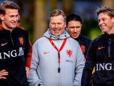 Hoe Ronald Koeman heel Nederland weer van Oranje liet houden