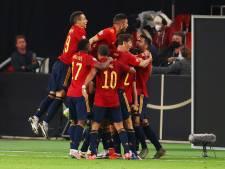 Ligue des Nations: l'Espagne arrache un nul contre l'Allemagne