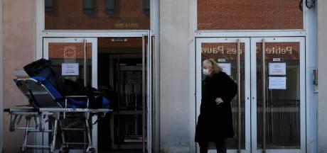 Nieuwe stap naar verdere lockdown in Frankrijk: verpleeghuizen gaan op slot
