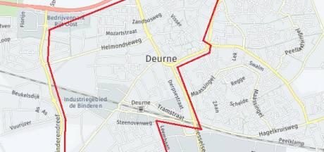 Centrum Deurne op slot voor vrachtverkeer