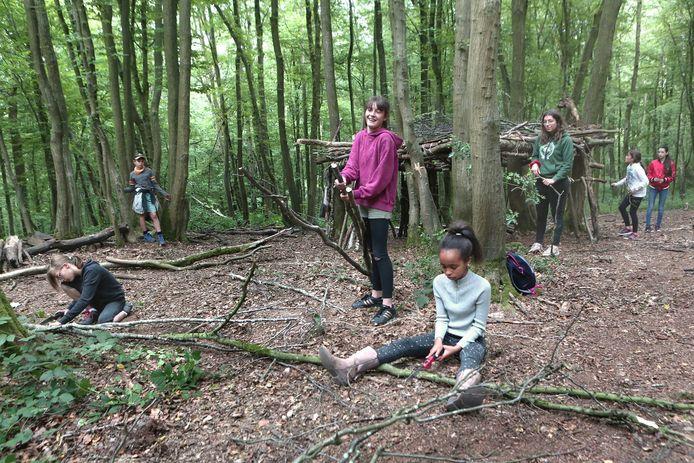"""Les enfants profitent des activités lancées grâce au plan """"Vacances"""" de la Ville de Charleroi"""
